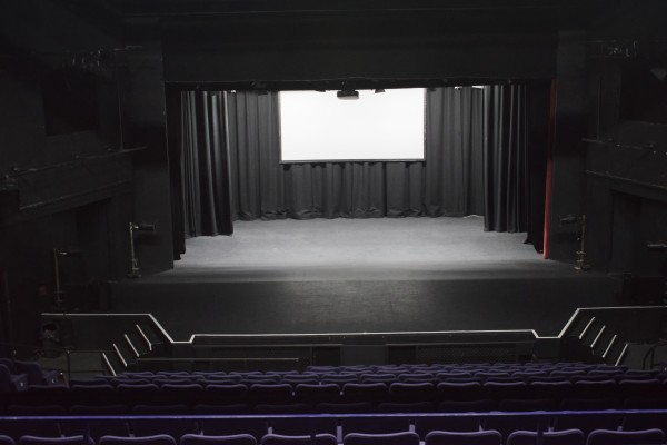 Photo of the Main Stage