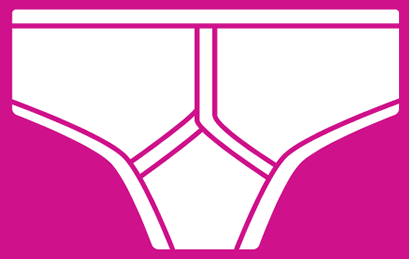 A pair of y-fronts
